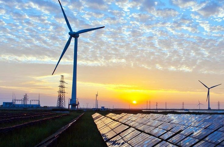 Many companies are willing to make a big bet on sustainable energy choices like solar and wind. While they still produce conventional energy they are also investing millions of dollars into green energy solutions like solar.