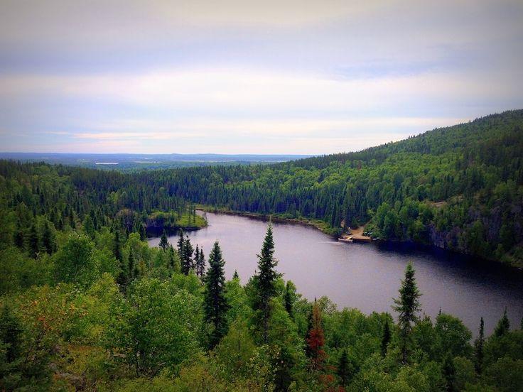 Le parc national d'Aiguebelle, en Abitibi-Témiscamingue, au Québec