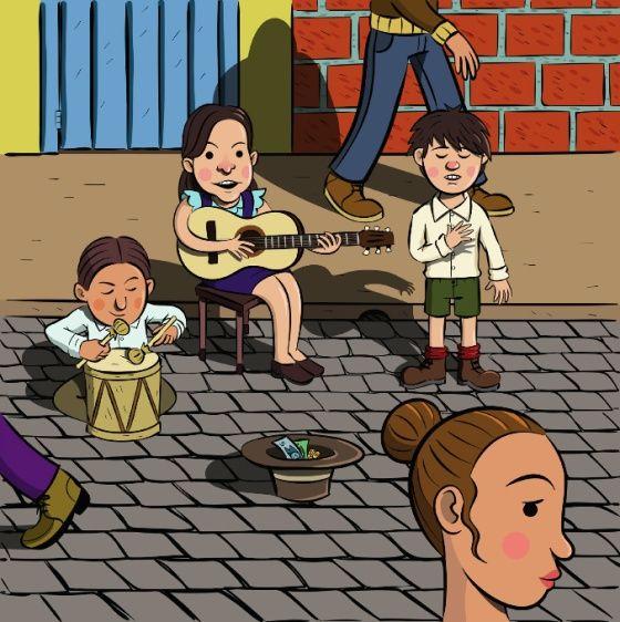 Frida Kahlo y Violeta Parra: la alternativa a los cuentos de princesas tradicionales | Verne EL PAÍS
