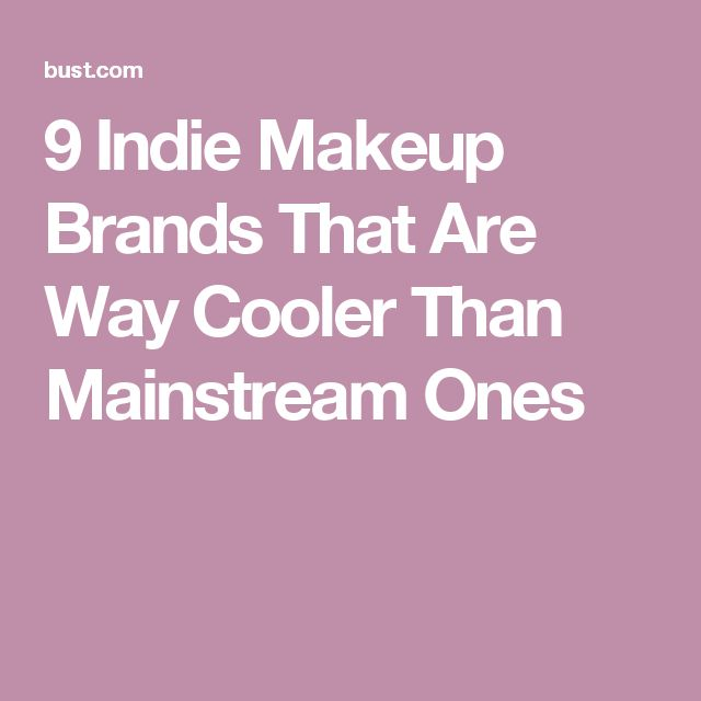 1000+ Ideas About Indie Makeup On Pinterest