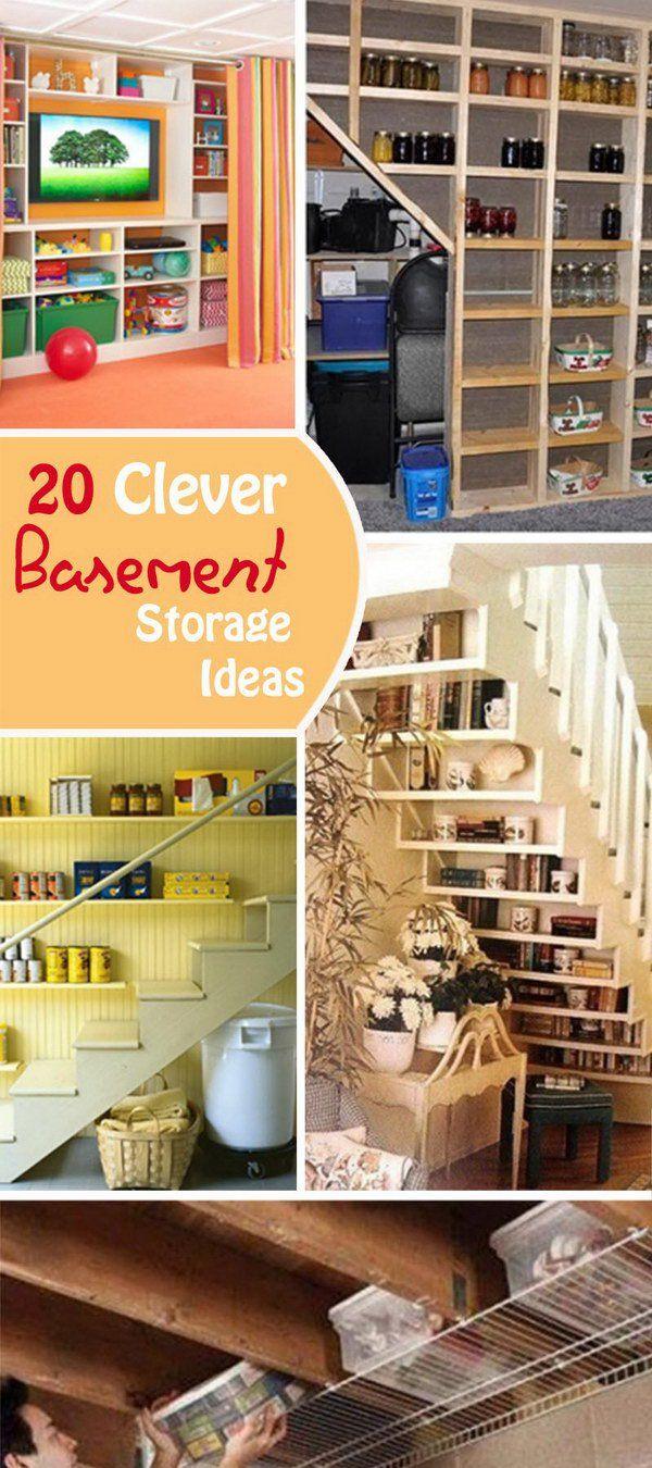 17 best Basement space images on Pinterest Unfinished basements