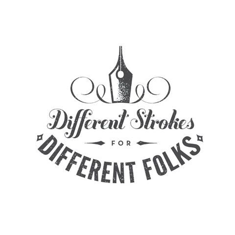 Different StrokesLogo Design, Inspiration, Graphicdesign, Design Typography, Graphics Design, Types, Christopher Paul, Letters, Strokes