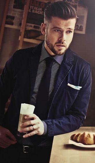 | Distressed blazer | excellent fashion