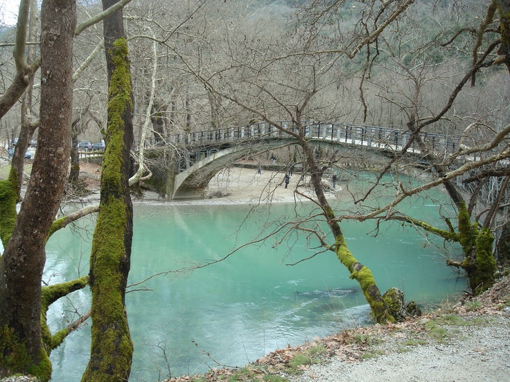 Zagoroxoria Epirus Greece