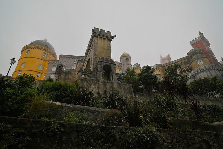 Синтра. Португалия