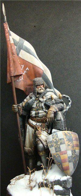 Grandmaster | planetFigure | Miniatures Pegaso