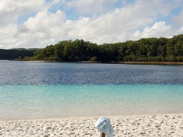 Lake Macdonald, Fraser Island, Queensland