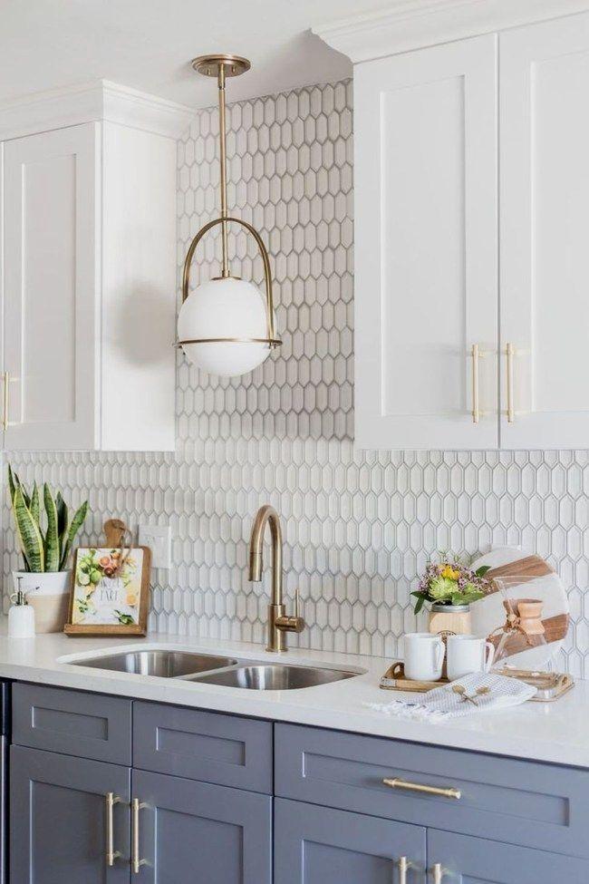 Kitchen Cabinet Ideas In 2020 Small Kitchen Backsplash Kitchen