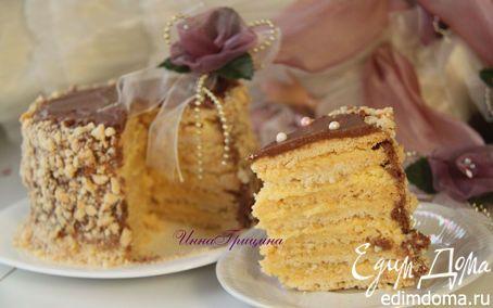 Киевский торт | Кулинарные рецепты от «Едим дома!»