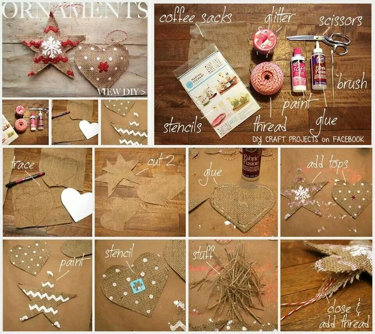christmas crafts to make diy ornaments stuff 28773
