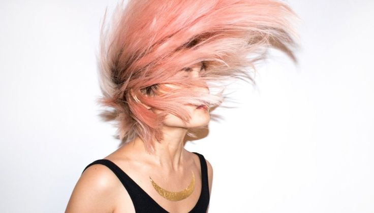 All pink things must come to an end. How to remove semi-permanent hair dye