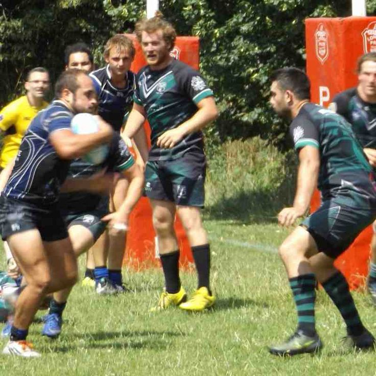 Wests Warriors 66 Surrey Sharks 0 ( July 23rd 2016 ) - Club photos - Southern…