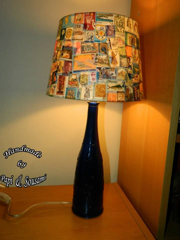 12 best My handmade decorative lampshades images on Pinterest ...