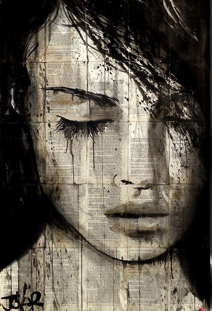 «ode to heart» de Loui  Jover