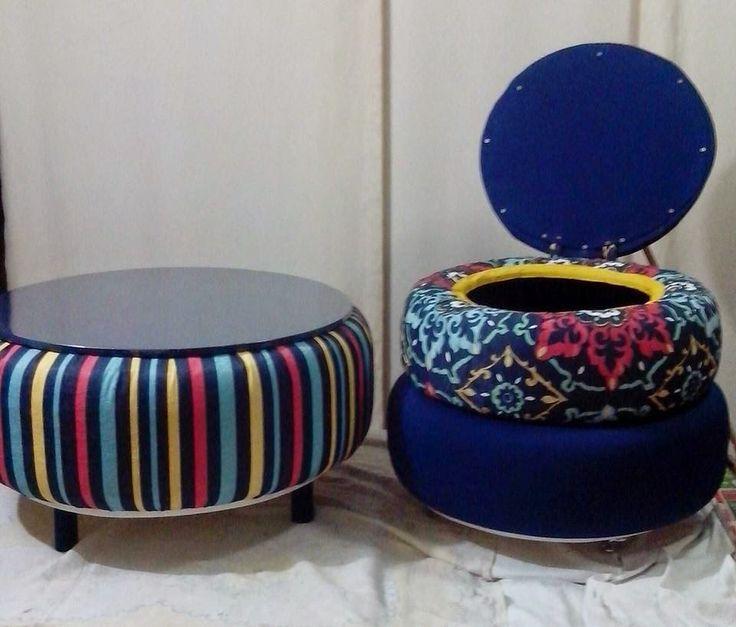 Armario Escobero Ikea ~ Bendito Lixo Artesanato Reciclado Reuse And Recycle Old Tires Pinterest Artesanato