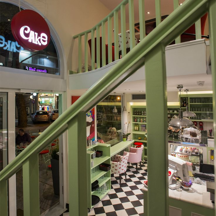 Cake,Retail Chain by STIRIXIS Group.