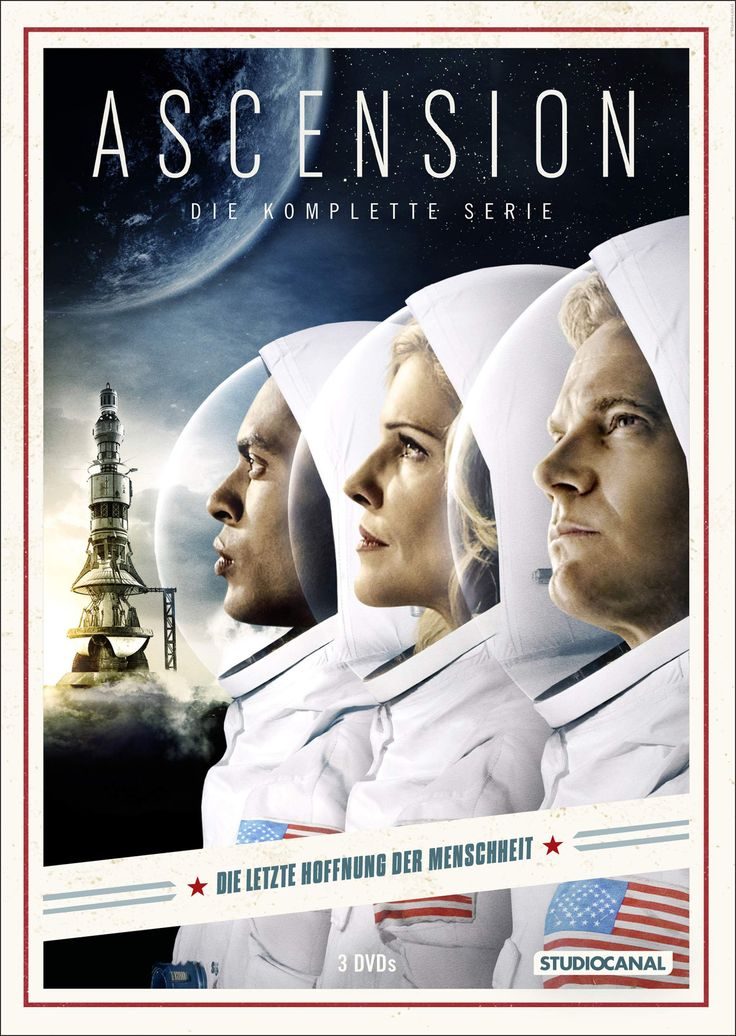 Zum Blu-ray Start der Sci-Fi Serie haben wir einen exklusiven Ausschnitt für euch! Die Macher von Smallville, Paranormal Activity und Lost schicken ein Raumschiff ins All, das einen neuen Planeten besiedeln soll: Exklusiver Clip zur Mini-Serie Ascension ➠ https://www.film.tv/go/b9  #Ascension #SciFi #Serie