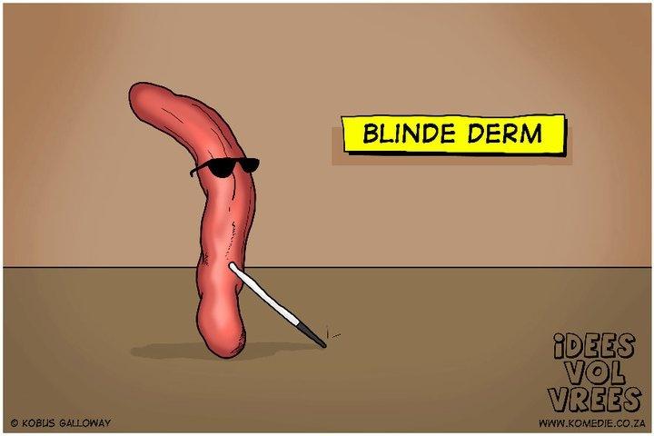 Blinde derm