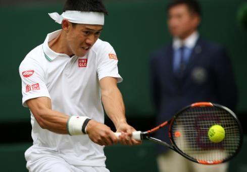 Nishikori tells Asian tennis players to muscle up - Yahoo