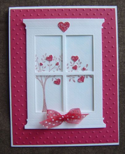 Happy Valentines Day!@Dawn Price I love it!!! I am def gonna make this card:)