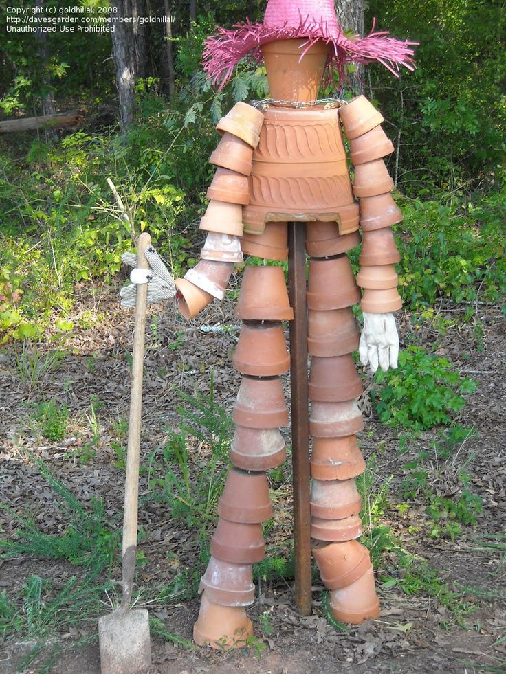 Pot Lady..this is worth the time to make it..you'll be the envy of all your gardening friends...