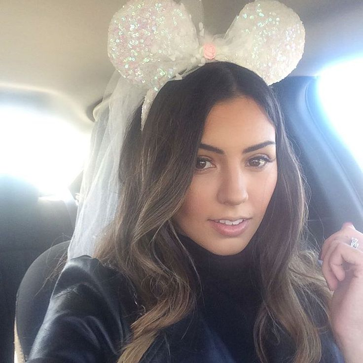 "3,078 Likes, 101 Comments - Jessica Andrea (@itsjessandrea) on Instagram: ""disney baby  #makeupbytay"""