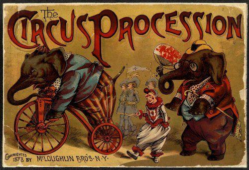 The Circus Procession (Children's Picture Book) (Classic Picture Books Book 18)…