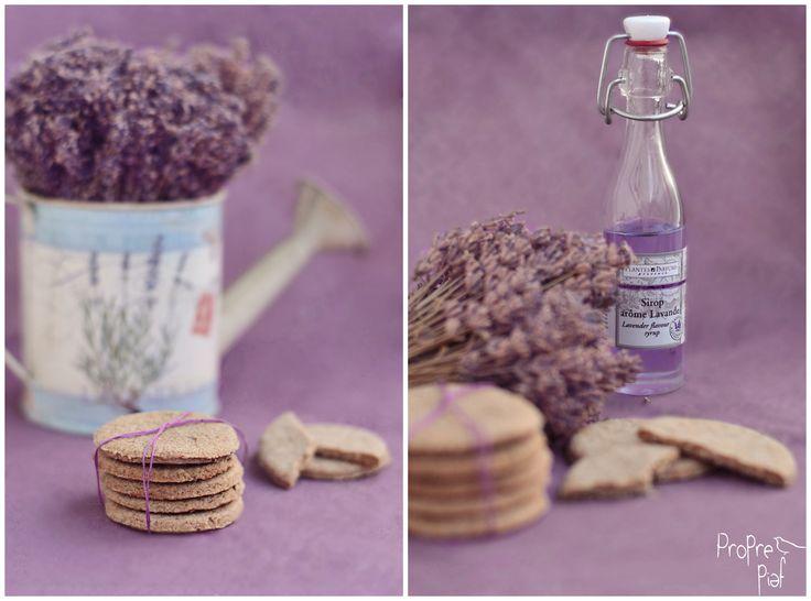delicious lavender cookies