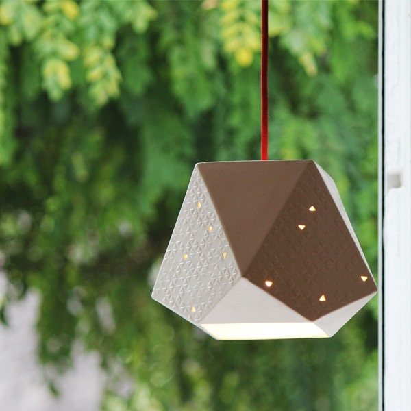 Supca, lámpara de cerámica | 50+ inspiracion diaguita