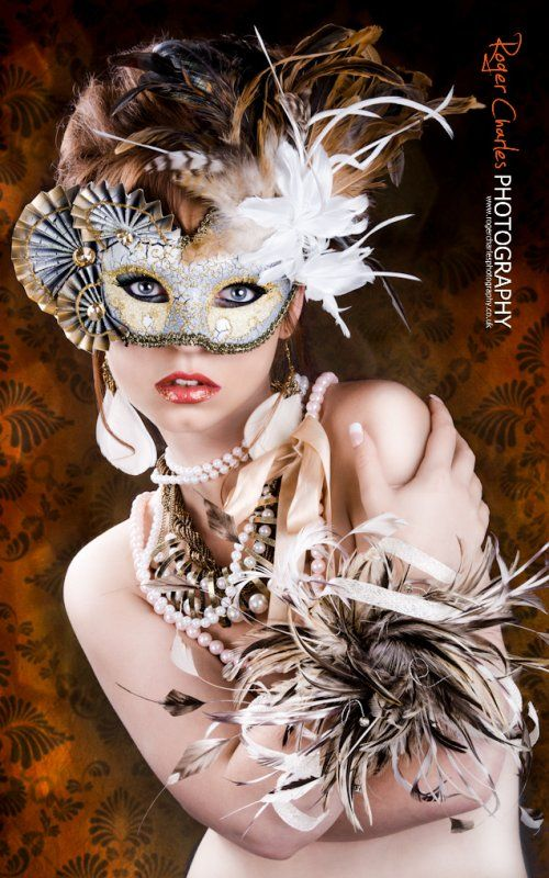 BRIGHT glamor photography ROGER CHARLES | BODY ART ...