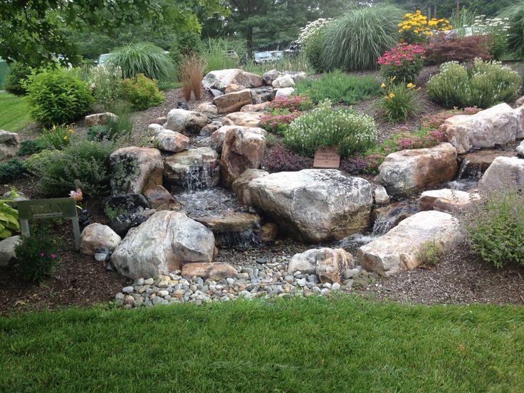 Pondless Waterfall Memorial   C.