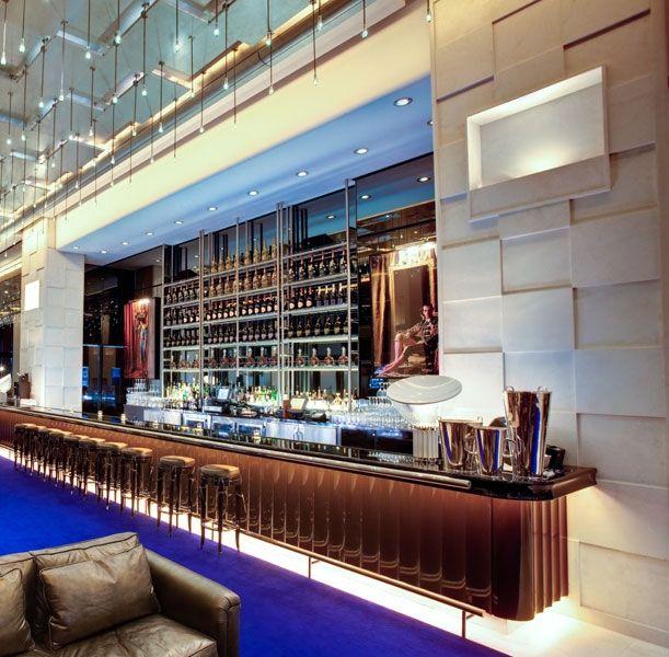 Mr Chow W Hotel Miami Beach Marmol