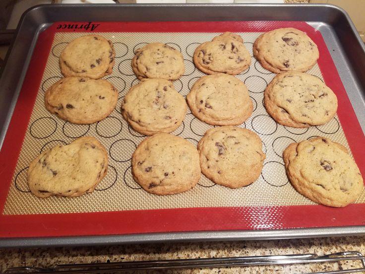 This Betty's Chocolate Chip Cookie recipe using Trader Joe's Organic Brown Sugar