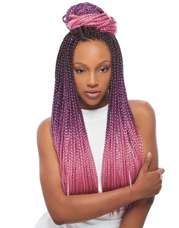 Pinkbox Makeup Must Have Eyeshadow: 1000+ Ideas About Purple Box Braids On Pinterest