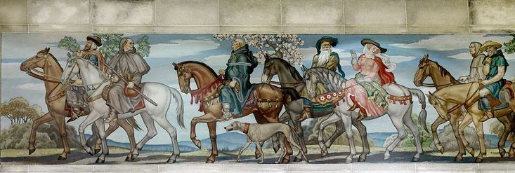 Pic of the Week: Canterbury Tales | Inside Adams: Science, Technology & Business