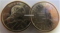 2003-P Uncirculated Sacagawea Dollar