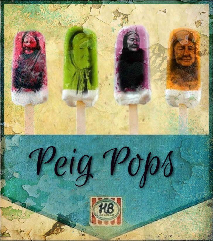 Peig Pops