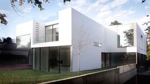 House by form A Architekten, Düsseldorf Germany