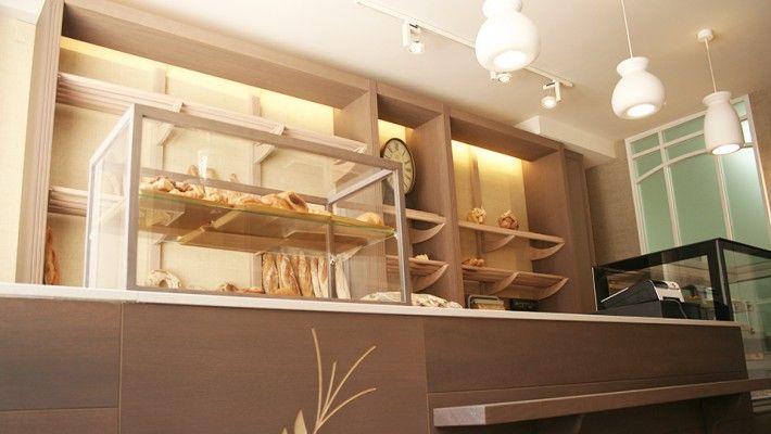 Reforma despacho de panadería