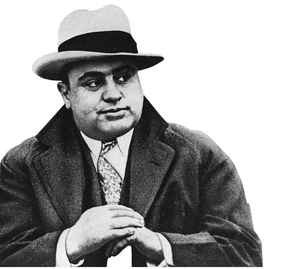 Top 5 Gangsters of Chicago