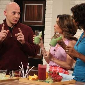 The Body Reset Diet: Harley Pasternak's Healthy Smoothie Recipes (Access Hollywood Live)