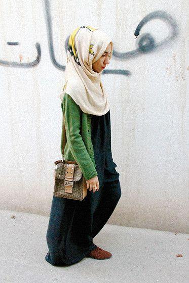 Casual-like #hijab