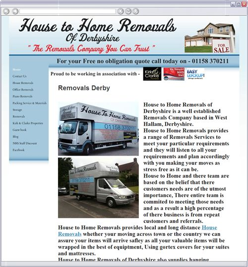 derby removal companies