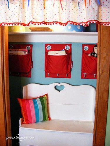 kid's closet designs