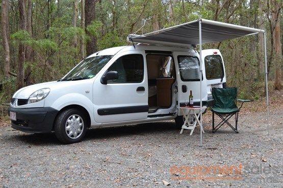 Resultado de imagen para kangoo camper