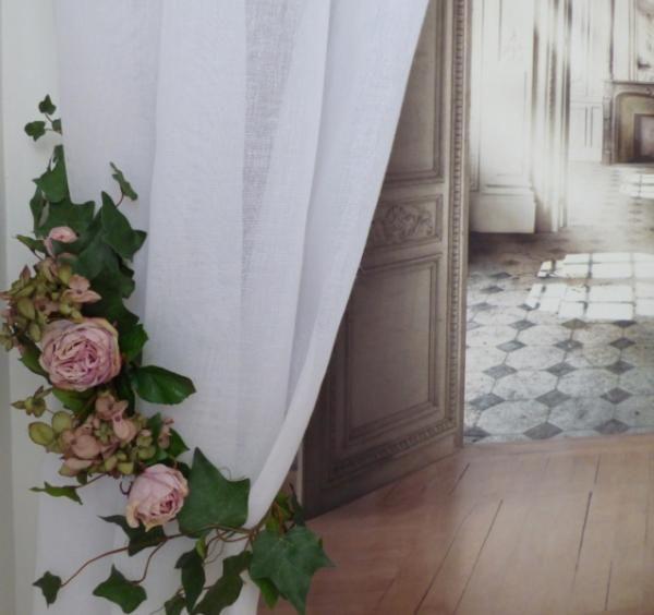 Les 25 meilleures id es de la cat gorie embrasse rideau sur pinterest embra - Embrasses rideaux originales ...