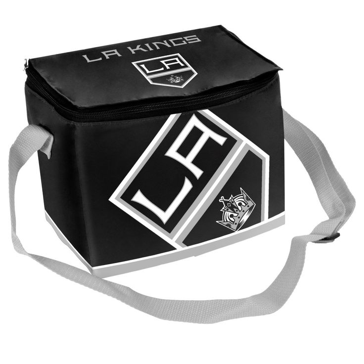 Los Angeles Kings Insulated Lunch Bag/Six Pack Cooler