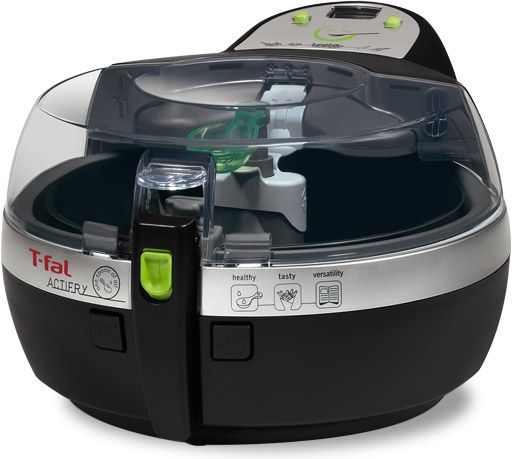 T-Fal ActiFry - low fat, healthy cooking as an alternative to traditional deep fryers...