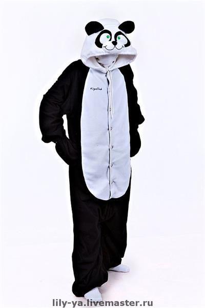 Купить костюм панды для сноуборда