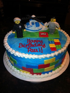 It's Sweet: Lego City Cake